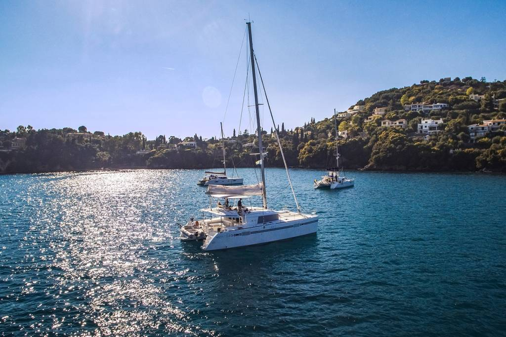 Ionian Catamarans Fleet - Best choice for Catamaran and Yacht Charters in the Ionian Islands | Ionian Catamarans