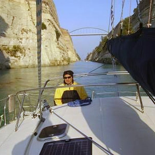 Founder of Ionian Catamarans