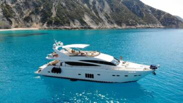 Princess 85 Flybridge