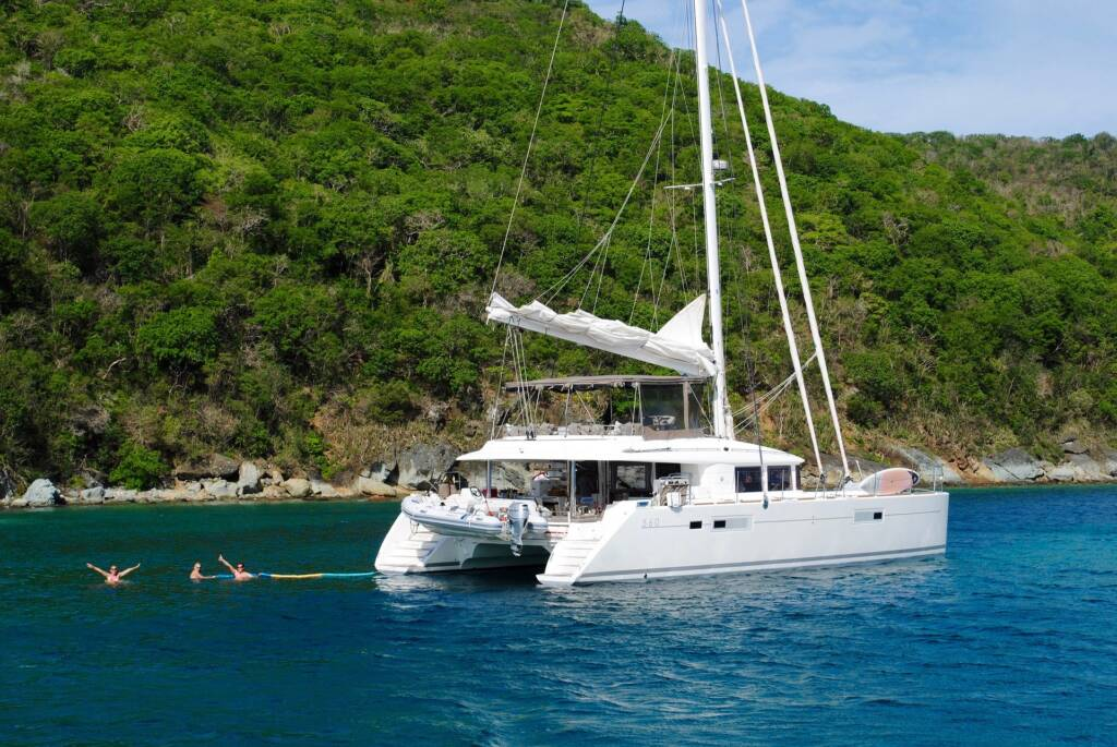 skippered sailing holidays in greece